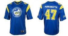Parramatta Eels NRL Classic NFL Style Gridiron Jersey/Top