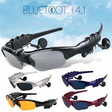 High Quality Sport Bluetooth Earphone Headphones Sun Glasses Headset Mobile