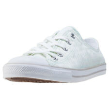 Converse Chuck Taylor All Star Dainty Womens Trainers Light Grey New Shoes