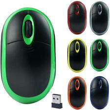 2.4GHz Wireless USB Portable Optical 3D Buttons Mice Receiver for Office Mouse