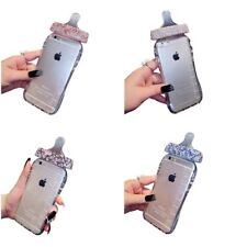 Baby Milk Silicone Bottle Shape Protective Case Fashion for Apple iPhone 6/6S