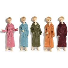 Dolls Clothes Pajamas Bathrobe Robe for 1/4 BJD MSD DOD Dollfie LUTS Nightdress