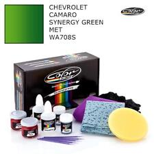 Chevrolet Camaro Synergy Green Met WA708S Touch Up Paint
