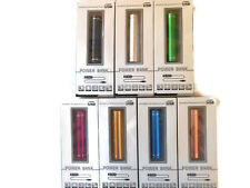 new 2600 mh portable power bank external backup battery charger emergency power