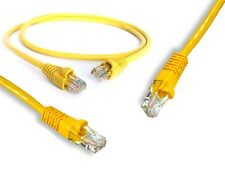 RJ45 Cat6 Ethernet Network Lan Patch Internet router  Cable lot UK
