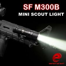 Element Tactical SF M300B LED Mini Scout Light Weapon Flashlight Airsoft Touch