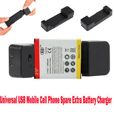 Universal Spare Cell Phone Battery Charger