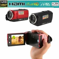 16MP FHD 1080P Digital Video Camcorder Camera DV DVR 1.5'' TFT LCD 16X Zoom UTAR
