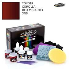 Toyota Corolla Red Mica Met 3N8 Touch Up Paint
