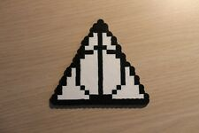 Deathly Hallows Pixel Art Bead Sprite from the Harry Potter Series