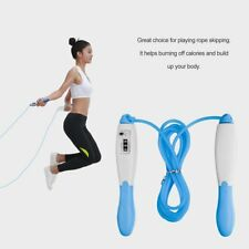 Counting Skipping Rope Jump Ropes Sports Fitness Tool Counting Jump Skip Rope LN