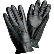 Giovanni Navarre Solid Genuine Leather Driving Gloves