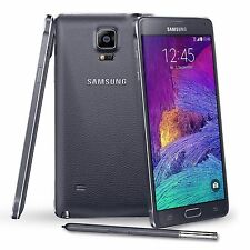 """NEW"" Samsung Galaxy Note 4 AT&T T-Mobile GSM UNLOCKED 4G 32GB Smartphone"