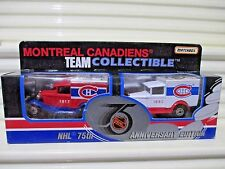 MATCHBOX 1992 NHL MB38 Ford Model A Van Two Pack Mint in *C9 Near Mint Box*