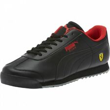Puma Ferrari SF Roma Black Sneakers