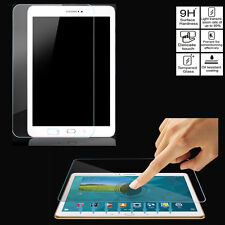 Tempered Glass Screen Protector for Samsung Galaxy Tab  Apple  iPad Tablet Lot