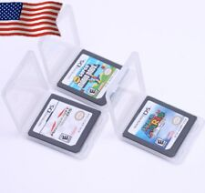 New super mario bros /64 /kart /ds nds ndsi 3ds game card USA shipping