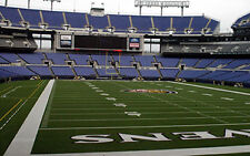 (2) Houston Texans @ Baltimore Ravens Tickets - Lower level - Stock#RAV115