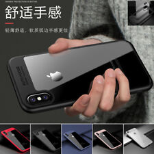 For iPhone X Luxury Hybrid Soft Shockproof TPU Armor Slim Protective Case Cover