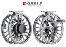 Greys GTS 900 Fly Reel All Sizes Trout Salmon Pike Fly Fishing Aluminium Reel