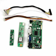 "HDMI+DVI+VGA Audio LCD Controller board Kit for 15.4"" LG LP154WX4 1280X800 panel"