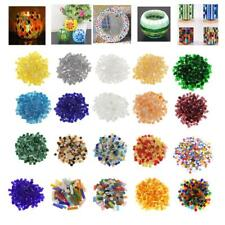 Many Styles Colorful Glass Mosaic Tiles for Mosaic Making Christmas Crafts DIY