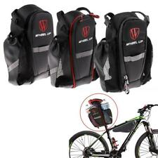 Bike Seat Bag Cycling Bicycle Saddle Pouch Tail Storage Rear Bag Waterproof