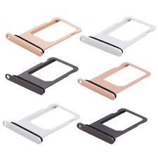 MagiDeal Sim Card Tray Slot Holder Replacement Waterproof For Apple iPhone 8