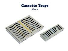 Cassette Trays - Waves