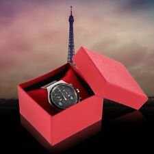 Present Gift Boxes Case For Bangle Jewelry Ring Earrings Wrist Watch Box New CO
