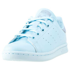 adidas Stan Smith C Toddler Trainers Pastel Blue New Shoes