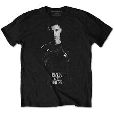 OFFICIAL LICENSED - BLACK VEIL BRIDES - ANDY T SHIRT BIERSACK NEW BVB