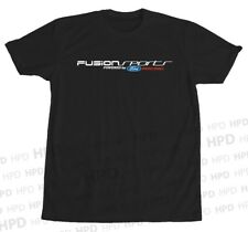 Fusion Sports Powered by Ford Racing T Shirt F150 Raptor Focus RS Fiesta New A