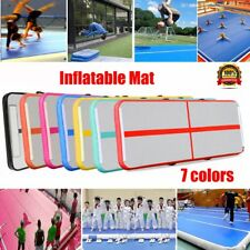Air Track Inflatable Floor Home Gymnastics Tumbling Mat GYM Competition Mat LN
