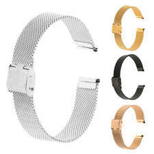 Milanese Stainless Steel Watch Band Bracelet For Huawei 16/18/20/22/24mm