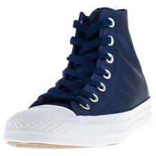 Converse Chuck Taylor All Star Hi Womens Trainers Midnight Navy New Shoes