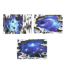 Galaxy Decors 3D Decal Floor/Wall Stickers Removable Art Mural For kids Children