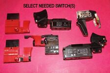 MAKITA REPLACEMENT SWITCH - VERIOUS MODELS