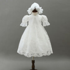 Baby Girl Christening Baptism Gown Toddler/Infant Wedding Special Occasion Dress