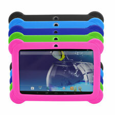 7'' Tablet PC Wi-Fi Android 4.4 Quad Core 512M+8GB HD Touch Screen Multi-Colors