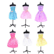 1PCS Fashion Princess Party Dress/Evening Clothes/Gown For Barbie Doll Gifts LY