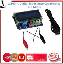 LC100-A High Precision Digital Inductance Capacitance L/C Power Meter Board UY