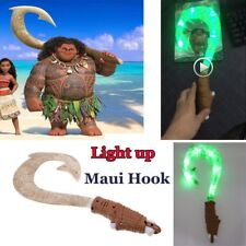 Maui Light-Up Sound Fish Hook Moana Exquisite Toy Kids Birthday Christmas Gift L