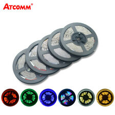 5M 3528 RGB LED Strip Light 300 LEDs DC 12V Red Green Blue Warm White Cool