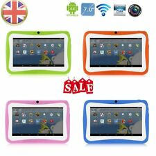 "7"" Kids Tablet PC 1.5GHZ Quad Core 8GB WIFI Android Tablet 1024x600 Screen vg"