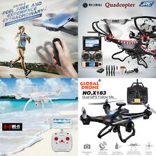 Global Drone/JJRC 5.8G 5GHz WiFi FPV GPS 1080P 2.0MP HD Camera  RC Quadcopter