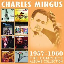 Charles Mingus - Complete Albums Collection 1957-1960 (CD Used Like New)