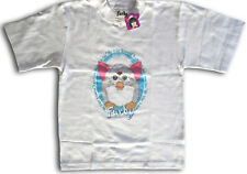 HASBRO Vintage Original FURBY T-Shirt ~ Grils Size 3, 5 & 7 ~ NEW Old Stock