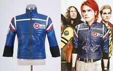 My Chemical Romance Party Poison Jacket Cosplay Costume  *Blue Version* New