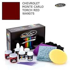 Chevrolet Monte Carlo Torch Red WA9075 Touch Up Paint
